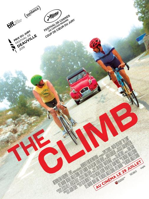 the climb jeu concours