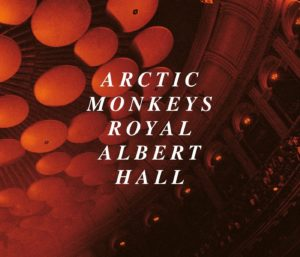 Arctic Monkeys - Live At The Royal Albert Hall top album 2020