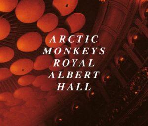 Arctic Monkeys - Live At The Royal Albert Hall top album 2020