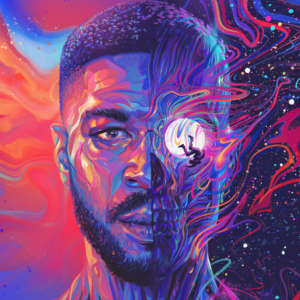 KID CUDI – Man on the Moon 3 top album 2020