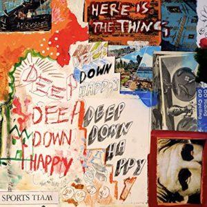 Sports Team - Deep Down Happy top album 2020
