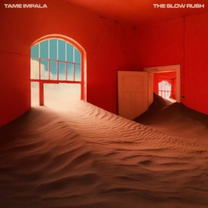 Tame Impala - The Slow Rush top album 2020