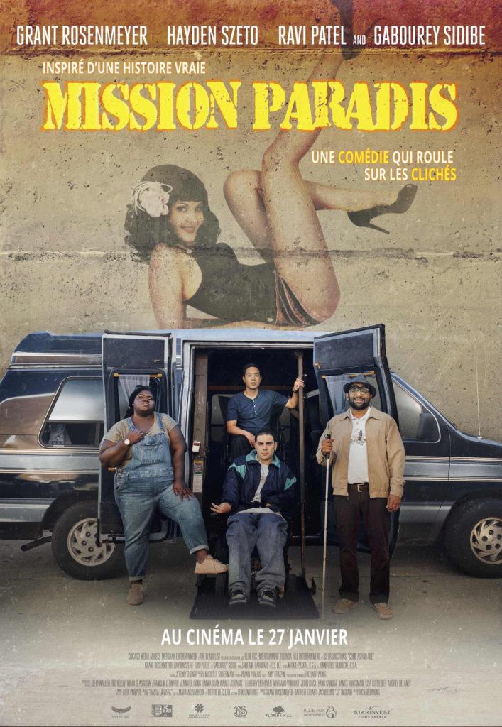 mission paradis affiche