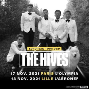 The Hives - France - 2021