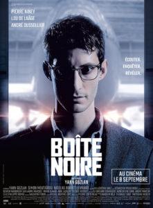 Boïte Noire Pierre niney