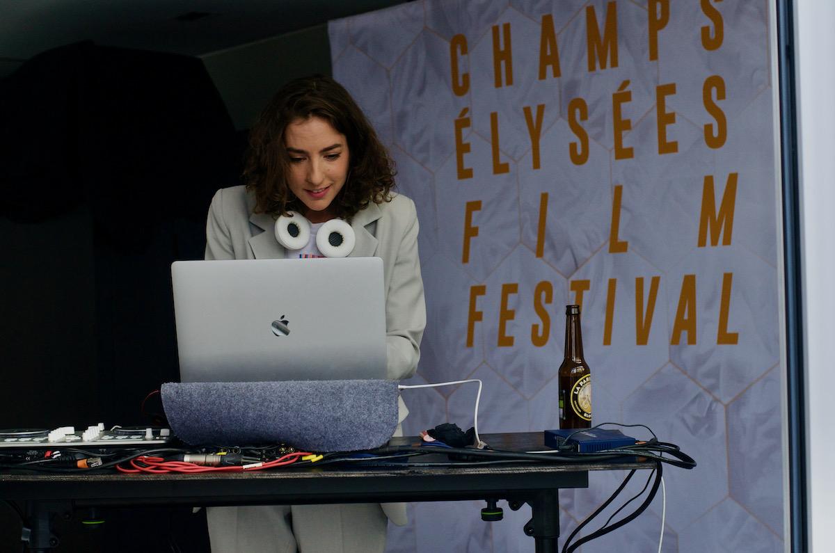 Champs Elysées Film Festival 2021 cléa vincent