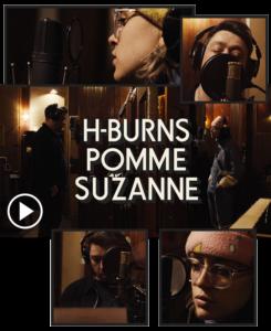 h-Burns Pomme